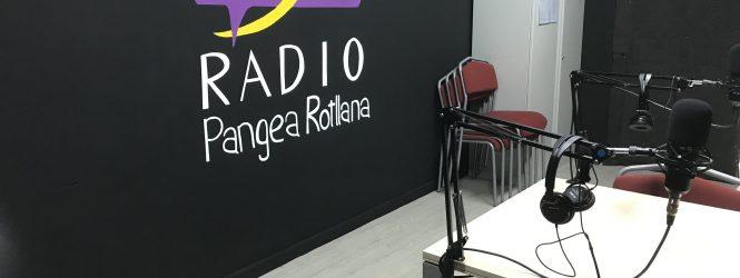 Estudi de ràdio enllestit en 3,2,1…